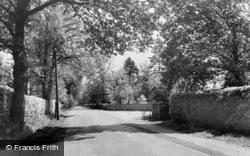 Long Road c.1960, Rowledge