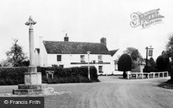 The Cross Road c.1955, Rowledge