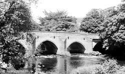 Derwent Bridge c.1955, Rowsley
