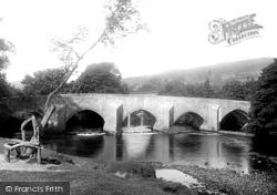 The Bridge 1886, Rowsley