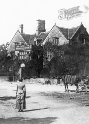 The Peacock Inn 1886, Rowsley