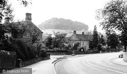 The Village c.1955, Rowsley