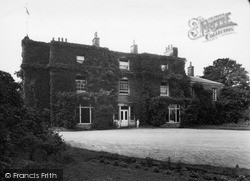 Rowton, Rowton Hall Hotel c.1955