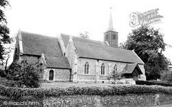 St Michael's Church 1967, Roxwell