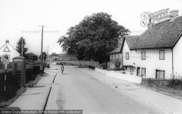 Roxwell © Copyright The Francis Frith Collection 2005. http://www.francisfrith.com
