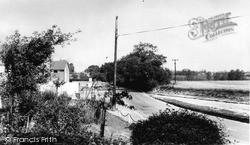 The Street c.1965, Roxwell