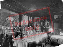 1903, Royalty