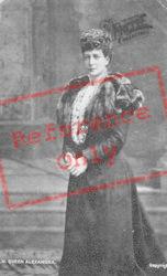 H.M. Queen Alexandra c.1910, Royalty
