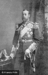 H.R.H The Prince Of Wales c.1905, Royalty