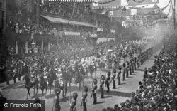 Jubilee 1887, Royalty