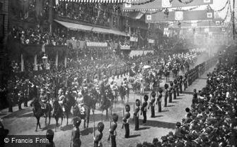 Royalty, Jubilee 1887