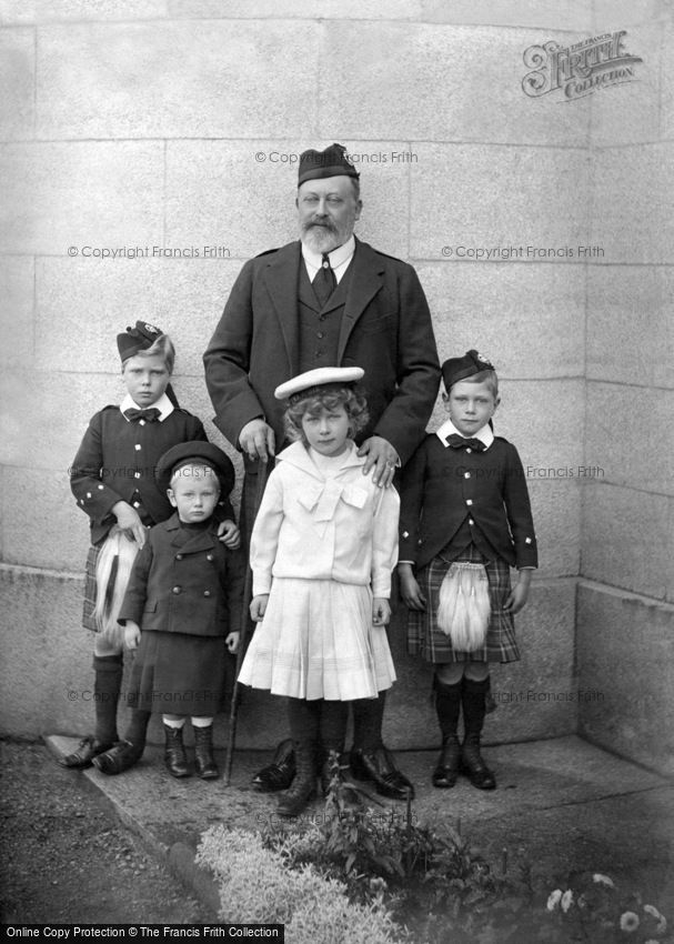 Royalty, King Edward VII 1903