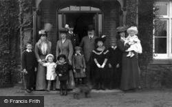 King Edward Vii 1906, Royalty