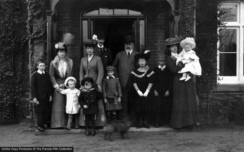Royalty, King Edward VII 1906