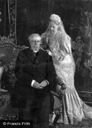 King Oscar And Queen Sophie Of Sweden 1907, Royalty