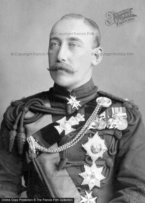 Photo of Royalty, Prince Christian Victor c.1895