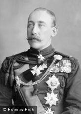 Royalty, Prince Christian Victor c1895