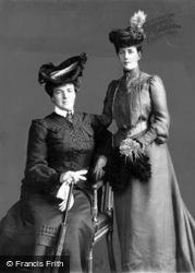 Queen Alexandrea Of Portugal 1904, Royalty