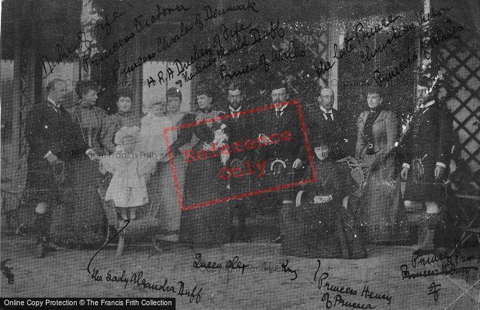 Photo of Royalty, Royal Family