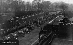 Royal Procession Passing St James Palace 1902, Royalty