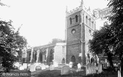 Royston, Church Of St John The Baptist 1929