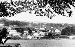 Royston, General View 1929
