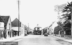 Royston, Kneesworth Street 1929