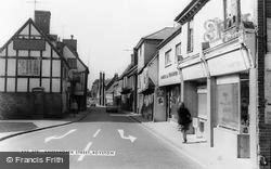 Royston, Kneesworth Street c.1965