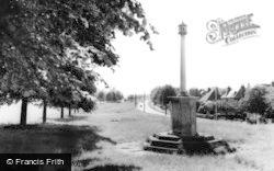 Royston, The Heath c.1965