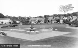 Royston, The Park c.1965