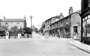 Royston, the Wells, Station Road c1955