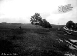 Royston, Therfield Heath 1929