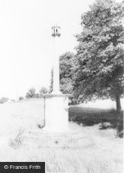 Royston, Victorian Drinking Fountain c.1960