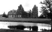 Ruabon, Lindisfarne College c1960
