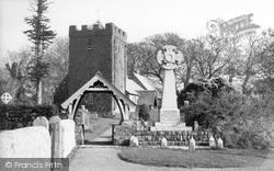 The Church c.1960, Ruan Minor
