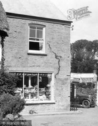 The General Store 1931, Ruan Minor