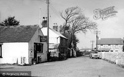 The Olde Forge Cafe c.1960, Ruan Minor