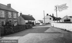 The Post Office c.1960, Ruan Minor