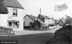 The Village c.1960, Ruan Minor