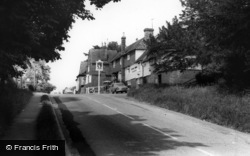 Rudgwick, Church Hill c.1965