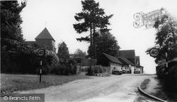 Rudgwick, Church Hill c.1965