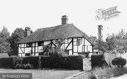 Rudgwick, Dukes Cottage c.1965