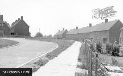 Rudgwick, Furze Road c.1955