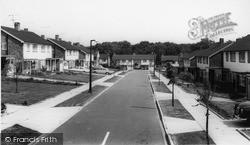 Rudgwick, Kilnfield Road c.1965