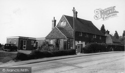 Rudgwick, Post Office c.1965
