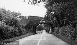 Rudgwick, The Bridge c.1960