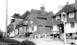 Rudgwick, The King's Head c.1965