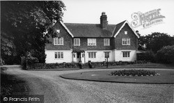 Rudgwick, The Old Parsonage c.1955