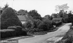 Rudgwick, The Village c.1960