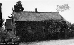 Rudgwick, Village Hall c.1955